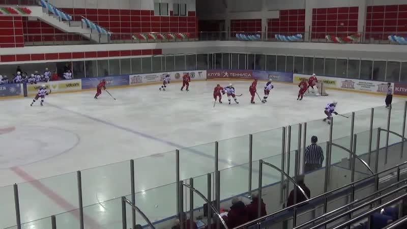 18.11.18 Беларусь U-20 - Юность 2-5