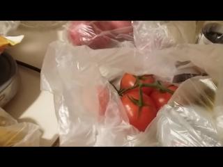 Путешествия. Эпизод 5. Кипр. Еда из магазина.