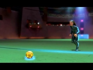 R10 Ronaldinho vs The Aliens la pelicula