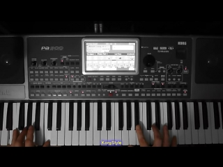 KorgStyle -Наше Лето (Korg Pa 900) DemoVersion