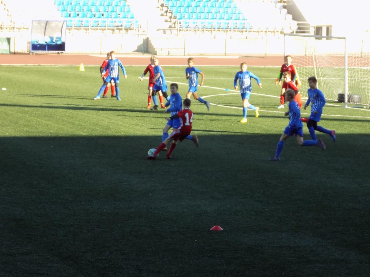 Команды СШ «Витязь» 2005 и 2006 г.р. в 20 туре Первенства России одержали две победы