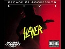 Slayer - Altar Of Sacrifice - Decade Of Aggression Live