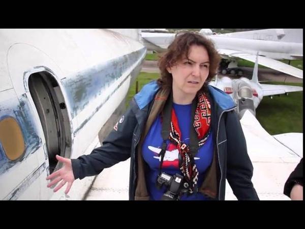 Репортаж о волонтёрах ЦМ ВВС Монино