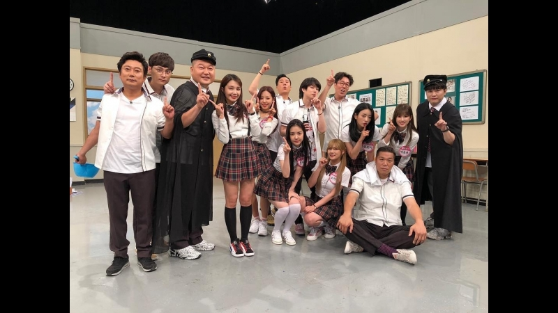 Знающие братья Ask Us Anything Knowing Brother ep 134 A Pink (рус.саб)