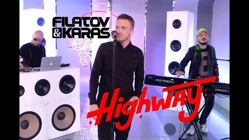 Filatov Karas - Highway (Live @ TVN, Dzień Dobry Morning Show)