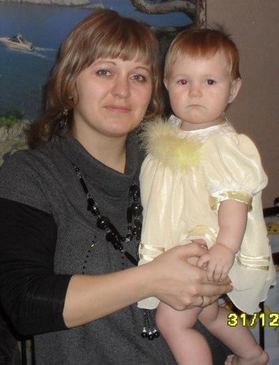 Ольга Козич, 23 апреля 1985, Томск, id201877703