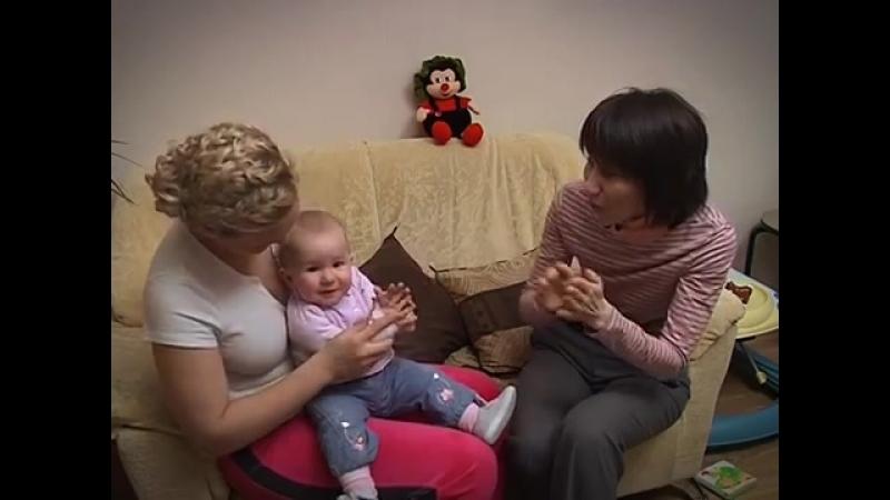 Как Играть в ЛАДУШКИ с Ребёнком 👏 ЖЕСТОВЫЕ ИГРЫ для Детей _ Советы Родителям 👪
