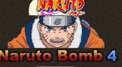 Наруто бомбы 4 игра и драка бродилка (Naruto Games)