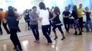 Бачата в продолжающей группе Школы танцев Чино El Gringo Dios Dime