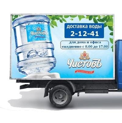 Как выбрать бутылированую воду