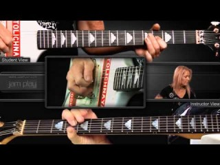 Lita Ford - Toolbox Tips for Building a Solo