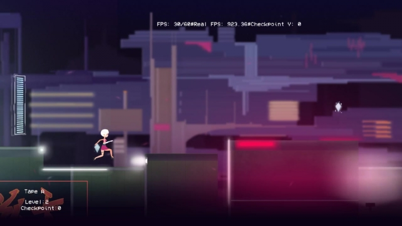 Aspect - cyberpunk runner about android girl - 22.09