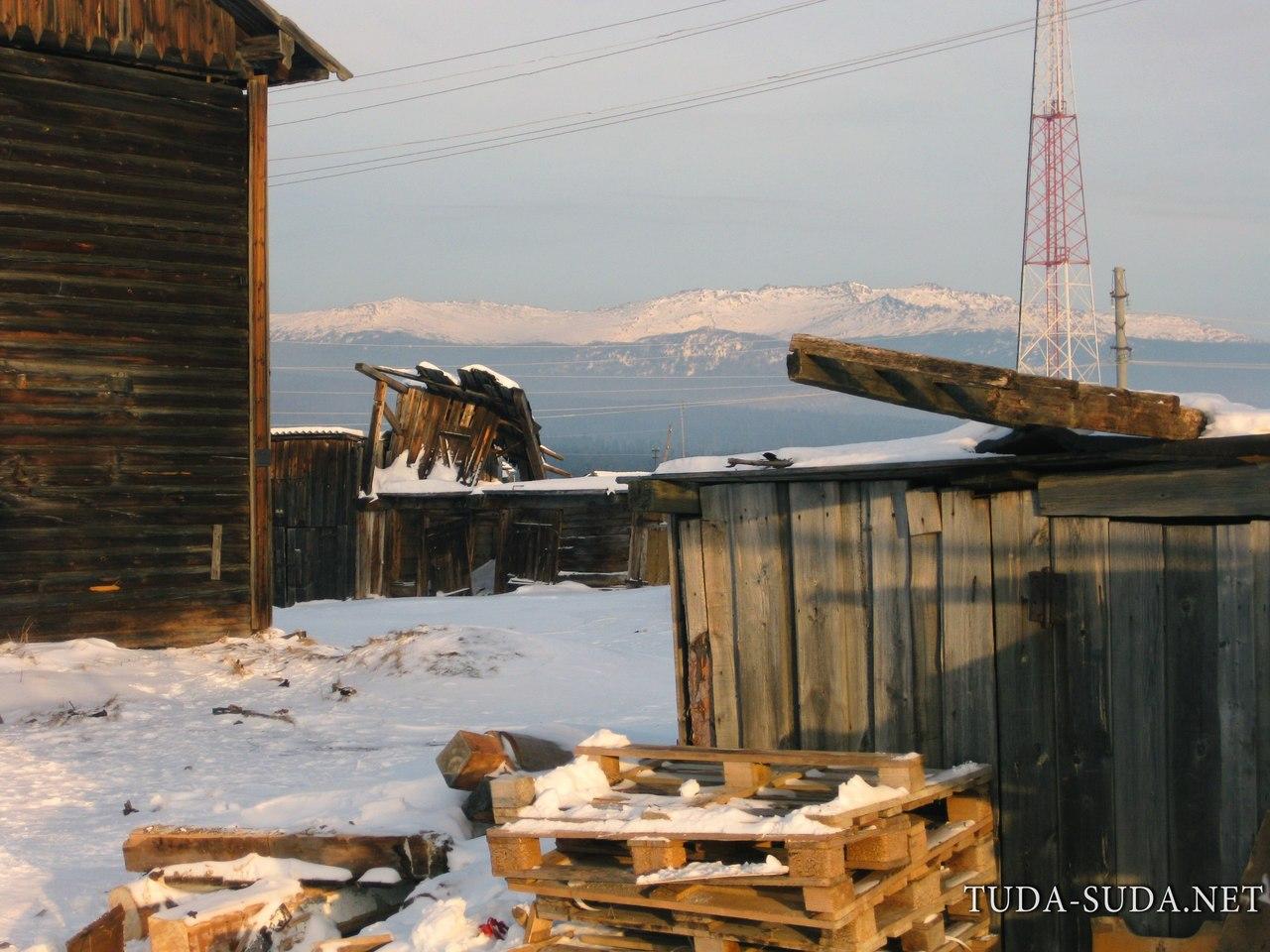 Дома в поселке Кытлым