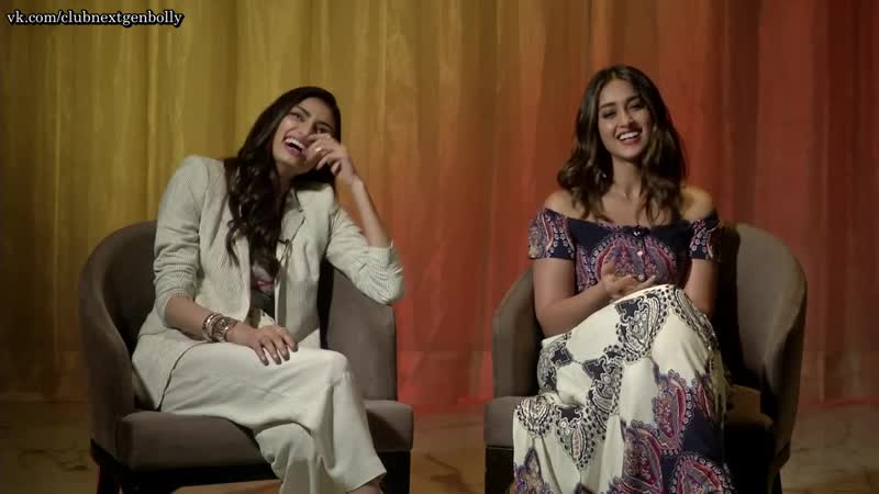 EXCLUSIVE INTERVIEW _ MUBARAKAN _ ILEANA DCRUZ _ ATHIYA SHETTY_с русс.суб.