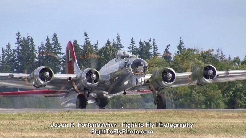 B-17G, Corsair, Ki-43 Oscar, P-38 - Erickson Aircraft Collection