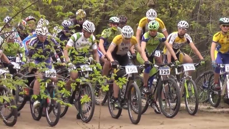 II этап Кубка ВелоТольятти 2016 по маунтинбайку