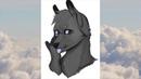 Furry Wolf Speedpaint owo