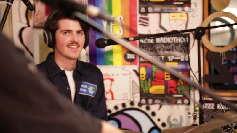 Requin | Right Here, Right Now at 4ZZZ