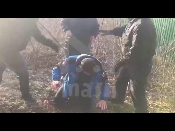 """Евгений """"Бизон"""" Гонтарев встречается с СОБРом"""