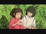 «Унесенные призраками» Хаяо Миядзаки (официальный трейлер)