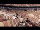 Когда на все сто справляешься с челленджем на стадионе где будет проходить финал Чемпионата мира 👀 Ф2018
