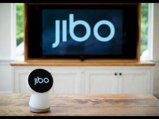 """JIBO -  A Social Robot for your Family. """"Jibo"""" is the world's first family robot."""