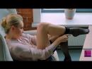 Анастасия Панина в чулках (stocking pantyhose feet foot fetish фут чулки засвет физрук)
