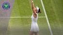 Simona Halep falls in love with grass at Wimbledon 2019