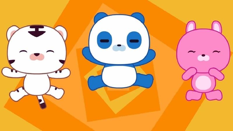 Детские песенки - Мишка 🐻 - теремок тв: песенки для детей и малышей (nursery rhyme) Beako