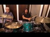 Дейв Грол и Тейлор Хокинс из Foo Fighters (рус. озвучка)