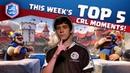 Week 7's TOP 5 CRL Moments! |Sc studio