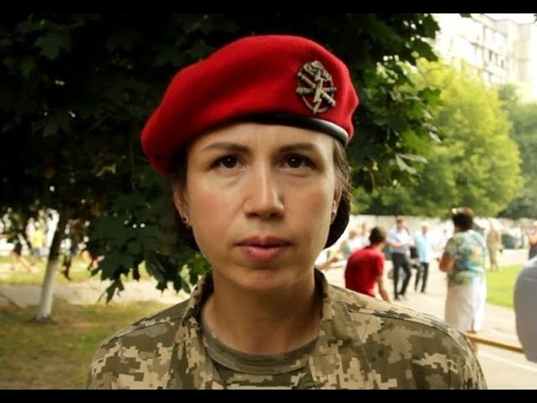 Народний депутат Тетяна Чорновол стала артилеристом