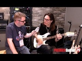 NAMM '19 - Synergy Modular Amp Systems Demo with Steve Vai