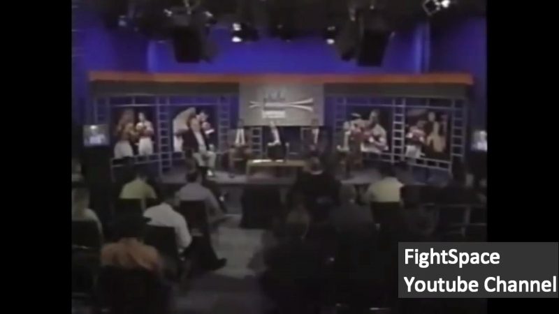Майк Тайсон_ Драки, скандальные выходки, мат в прямом эфире (русс.яз.) _ FightSp