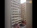 г. Астана ребенок падает из окна 10 этажа, поймал ребенка сосед с 9 этажа