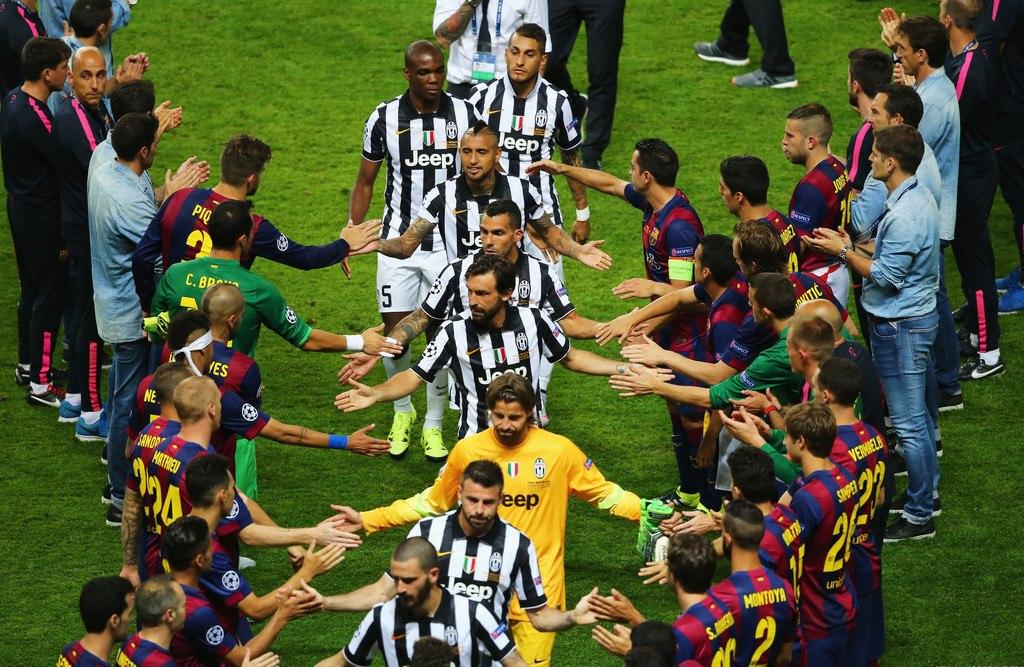 Терпение и труд. «Барселона» победила «Ювентус» в финале Лиги чемпионов