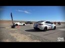 650hp BMW X6 M vs 630hp Ferrari 458 Spider Shift S3ctor