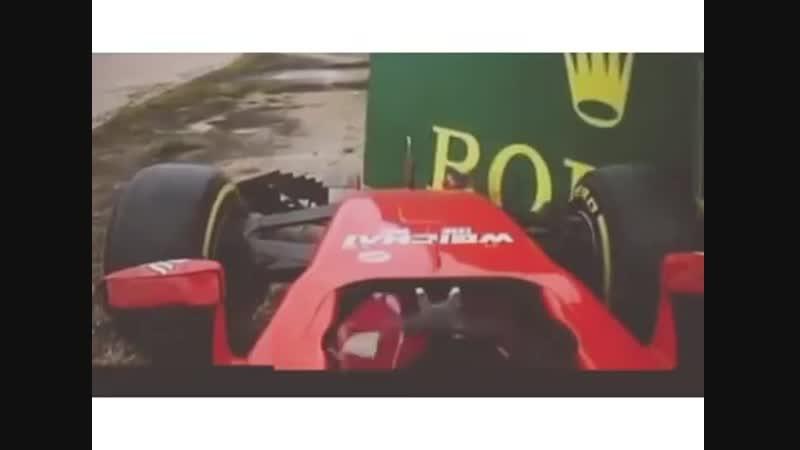 Raikkonen vs wall | United States GP 2015