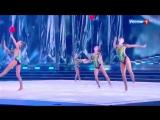 Фестиваль детской художественной гимнастики Алина. Россия (2018)