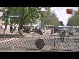В украинском городе Славянске обнаружили тела двух активистов со следами пыток и вспоротыми животами (21-04-2014)