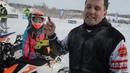 Первый Чемпионат России по сноубайк кроссу и категории эндуро в Хвалынске 02 02 2019