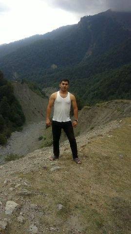 Amil Xeyrullayev, Гёйчай - фото №1