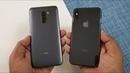 Xiaomi Poco F1 vs iPhone X Speed Test !