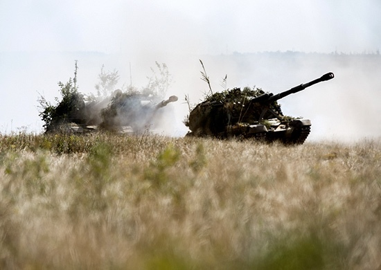 Около 1500 военнослужащих подняты по тревоге в Карачаево-Черкесии