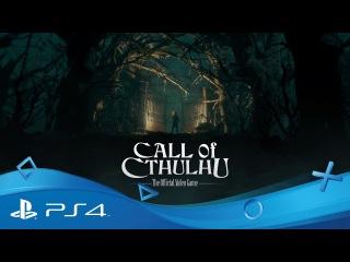 Новый трейлер Call of Cthulhu сомневается, что у вас всё в порядке с головой