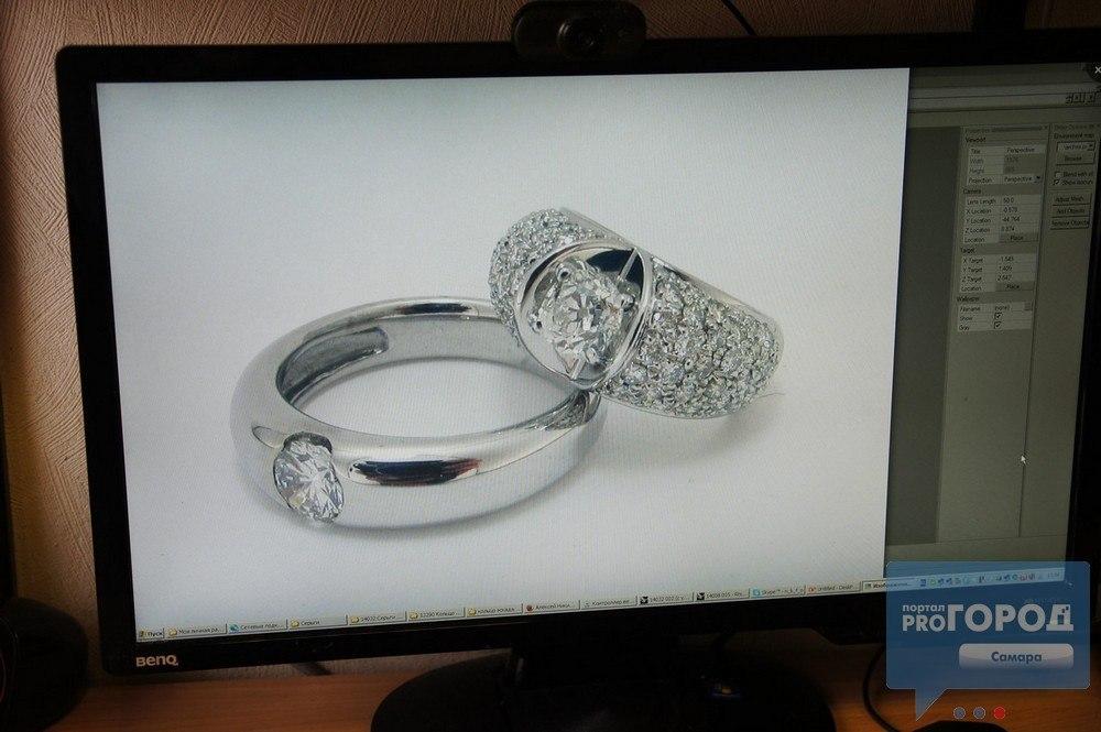 685153570b08 Самарский ювелир  Могу сделать точную копию Tiffany, но в несколько ...