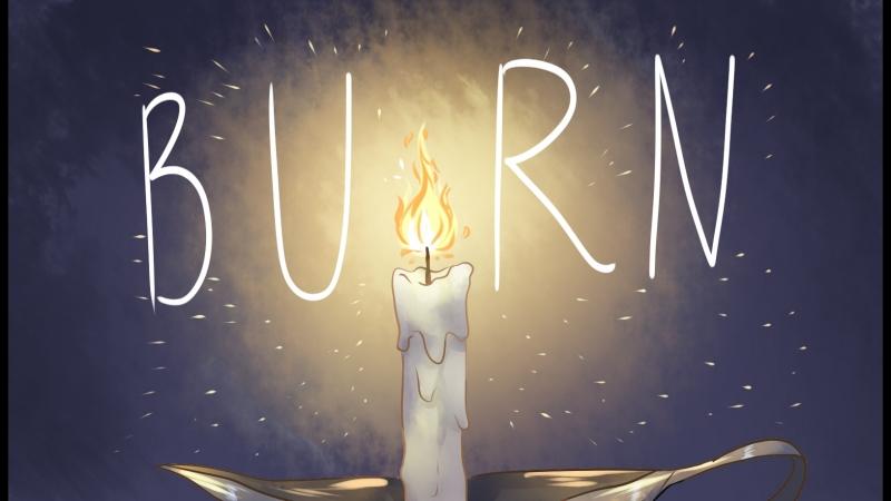 [Unicorn Gunter]-Burn