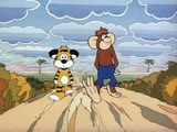 Тигренок и его друзья. По дороге с облаками 1984