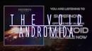 Andromida - The Void (FULL ALBUM STREAM) Djent / Progressive Metal