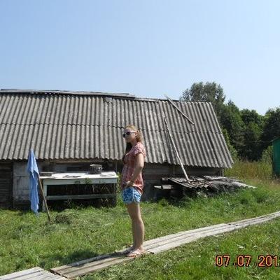 Ксения Варламова, 27 июля 1992, Москва, id214136446